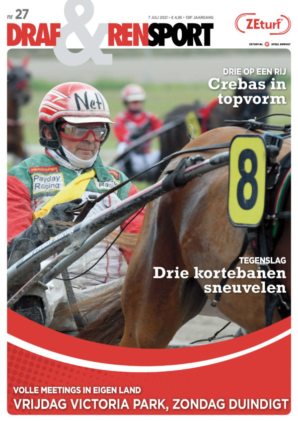 Draft en Rensport Cover